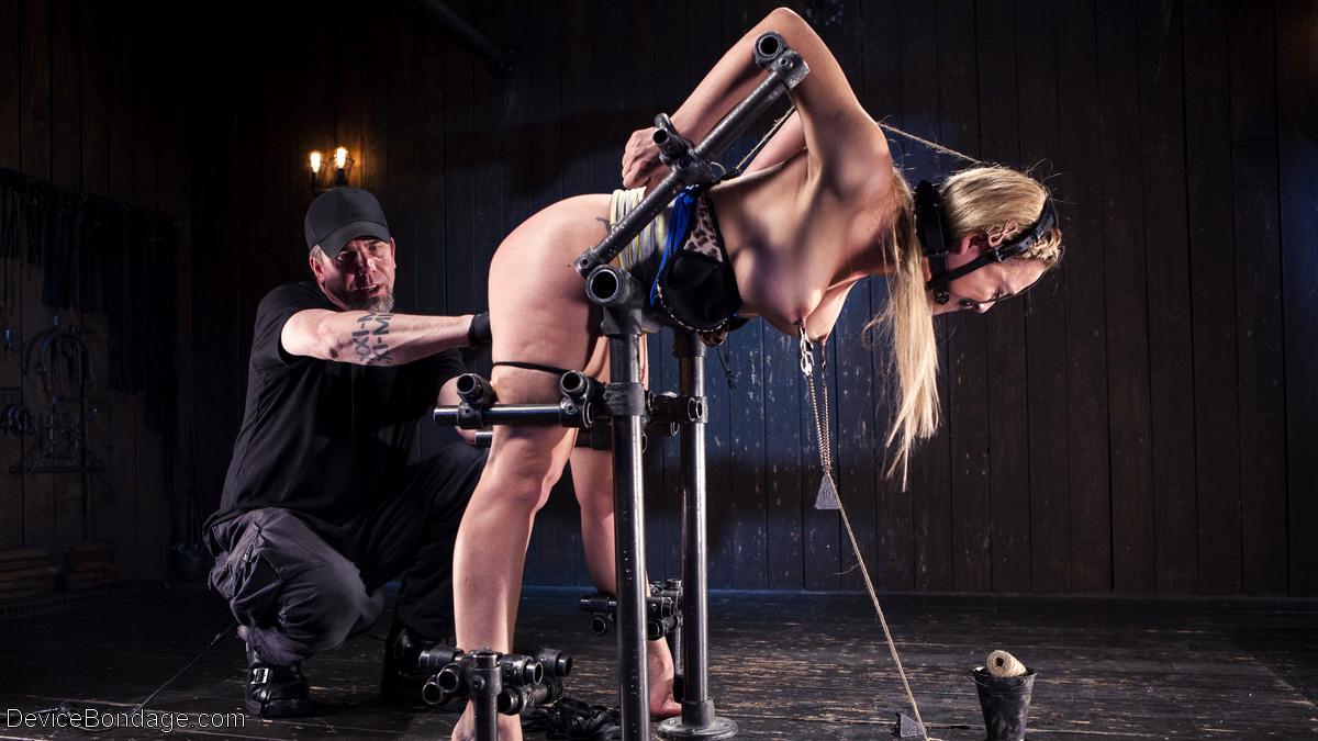Femdom Mistress Milking Puppy Slave In Handjob Torture Tease And Denial