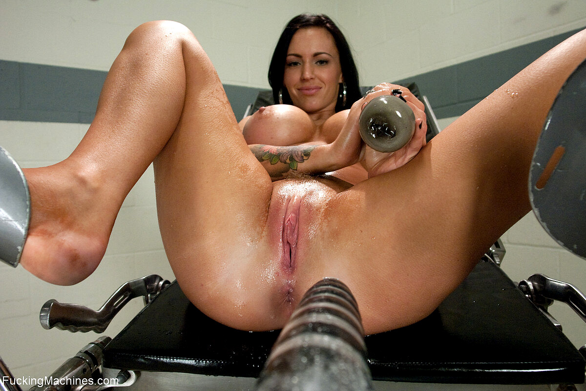 Squirting the distance jenna presley's pussy power