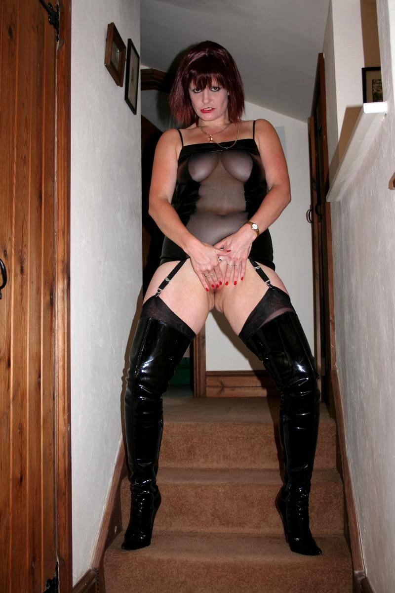 Lady kinky boots