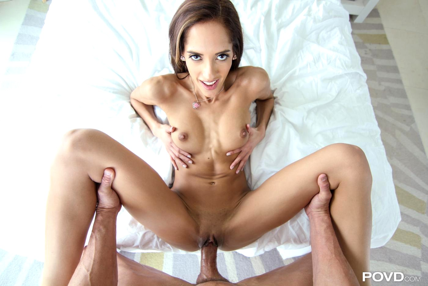 Chloe Amour Demands Cum On Her Face