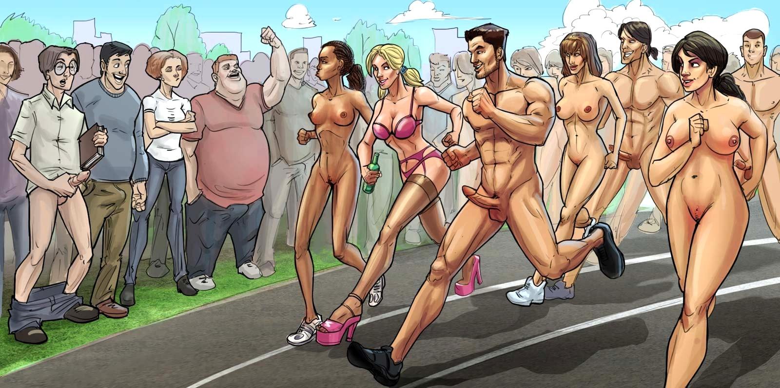 Candy's xxx games cartoons