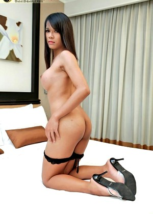 Asian Transsexual