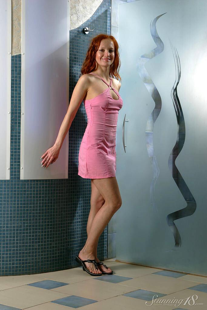 Niemira Nude Model - Presenting Tiffany Series - Stunning