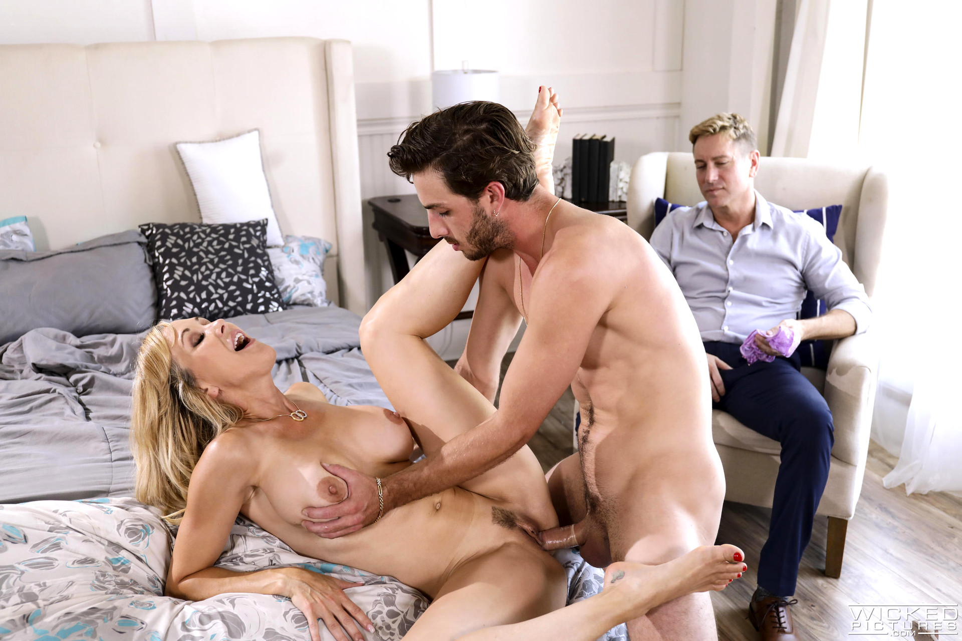 Brandi Love Feet Fetish